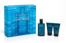 Cool Water Man Eau de Toilette 75ml Gift Set