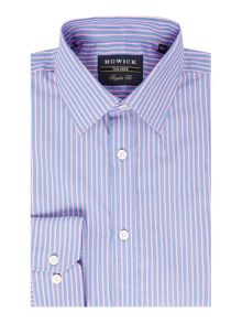 Howick Tailored Kaydee Bold Hightlight Stripe Shirt
