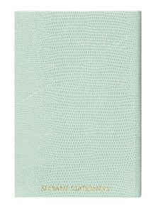 Light blue moments of genius A6 pocket notebook
