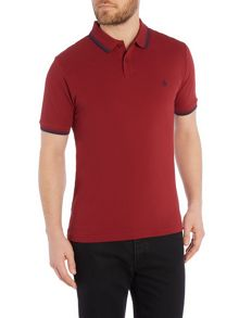 Due short sleeve polo shirt
