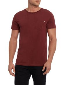 Jack & Jones Heritage Pocket Back Print T-shirt