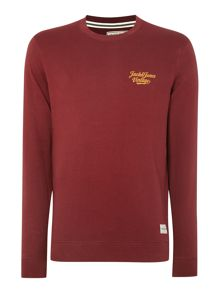 Jack & Jones Heritage Crew Neck Sweatshirt