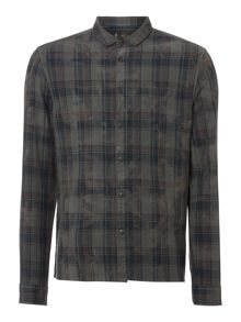 Label Lab Orchard Long-Sleeve Checked Shirt