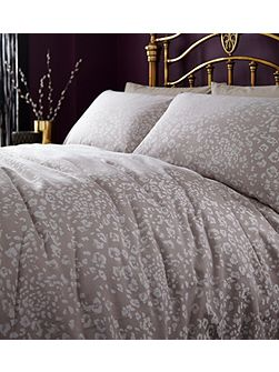 Leona jacquard pillowcase pair