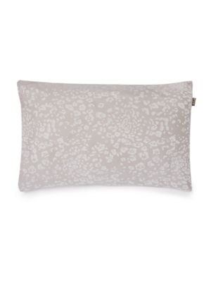 Biba Leona jacquard pillowcase pair