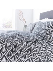 Living by Christiane Lemieux Mono duvet cover