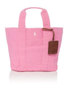 Polo Ralph Lauren Pink small tote