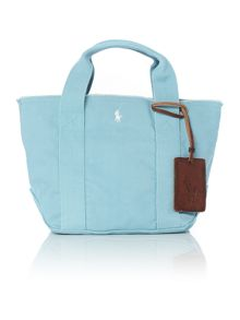 Polo Ralph Lauren Blue small tote
