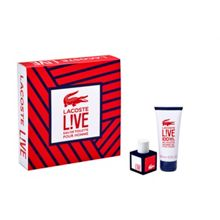 Lacoste L!VE Eau de Toilette 40ml Gift Set