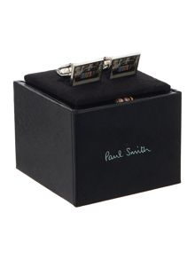 Paul Smith London Mini car photo cufflinks