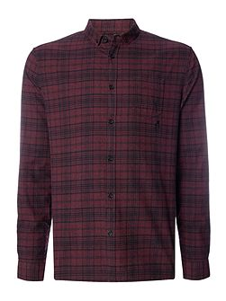 Ice Marl Check Shirt