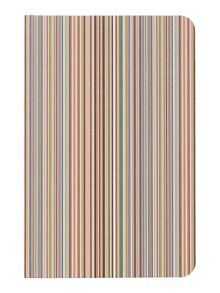 Paul Smith London Printed multistripe pocket note book