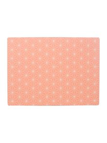Linea Ceremony cork placemats set of 4