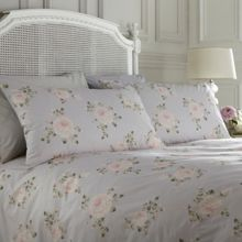 Shabby Chic Marques print duvet cover