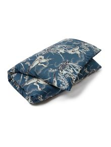 Living by Christiane Lemieux Hiroto print duvet cover