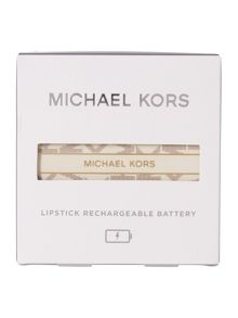 Neutral logo lipstick phone charger