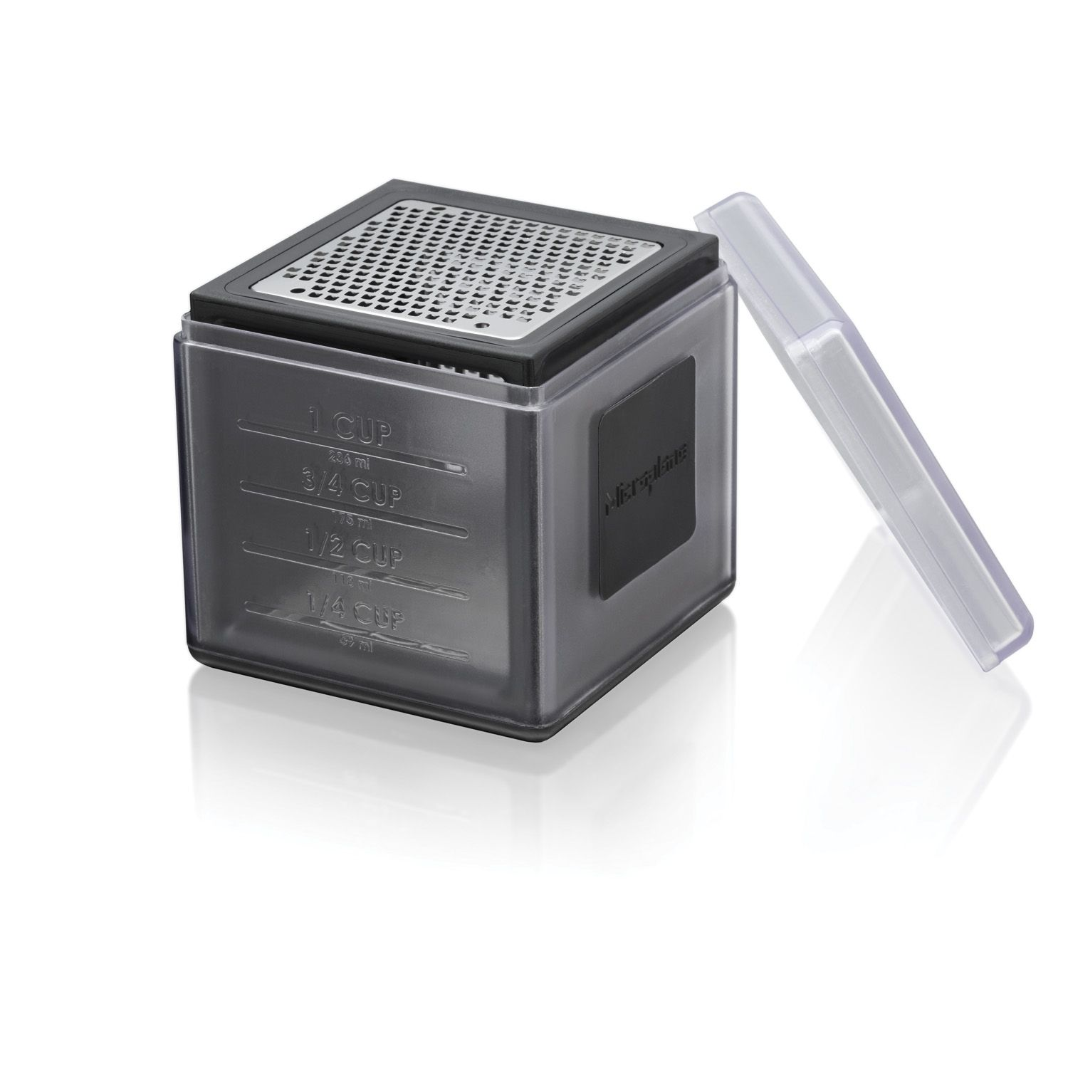 Image of Microplane Cube grater black