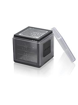 Cube grater black