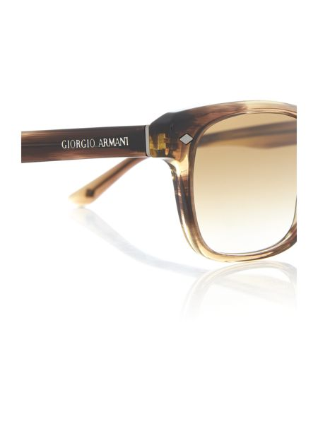 Giorgio Armani Sunglasses AR8067 rectangle sunglasses