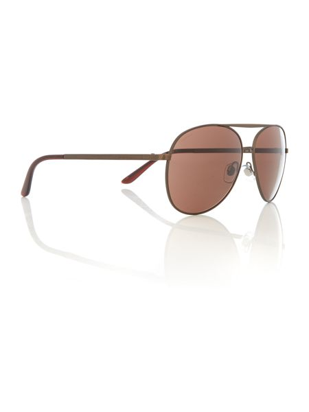 Giorgio Armani Sunglasses AR6030 aviator sunglasses