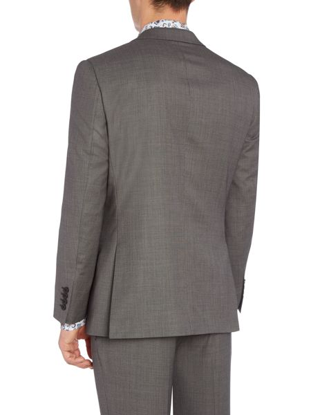 New & Lingwood Barnes SB2 Birdseye Suit Jacket