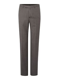 Men's New & Lingwood Barnes Birdseye Suit Trousers