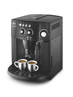 Magnifica compact bean to cup coffee machine