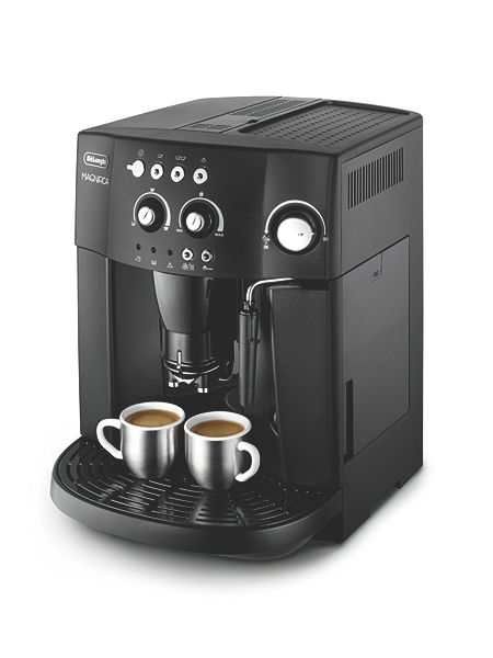 delonghi magnifica compact bean to cup coffee machine. Black Bedroom Furniture Sets. Home Design Ideas