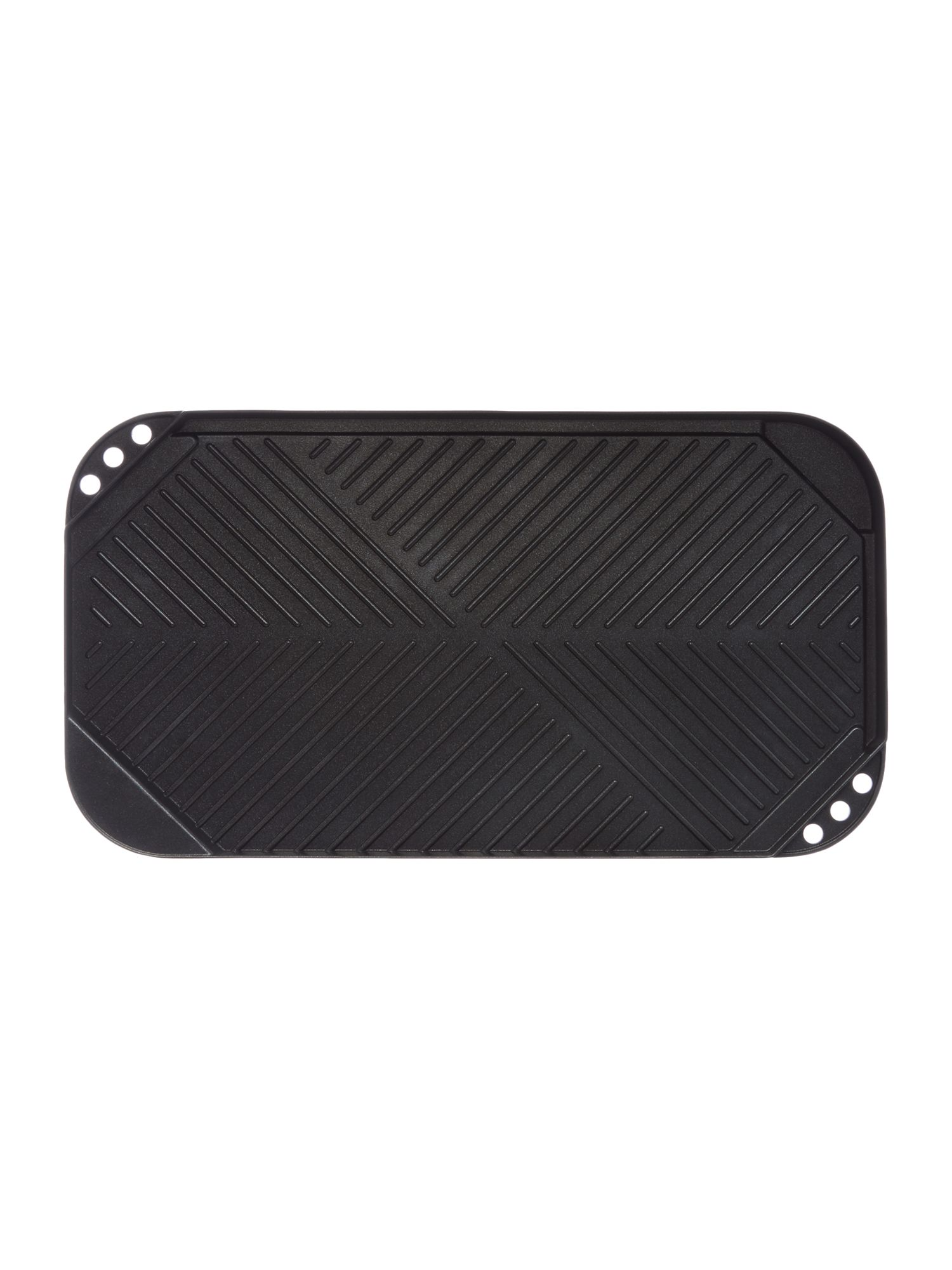 Click to view product details and reviews for Linea Cast Aluminium Grill Plate.