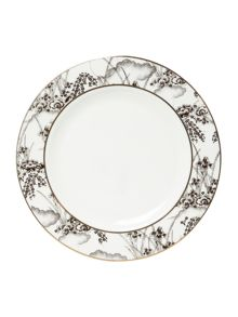 Living by Christiane Lemieux Heron Dinner Plate
