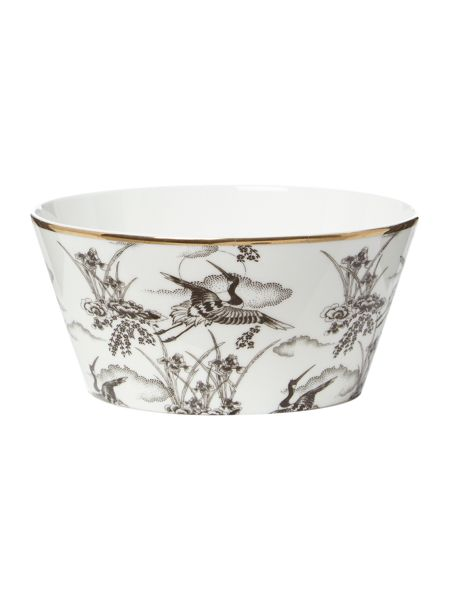 Living by Christiane Lemieux Heron Cereal Bowl