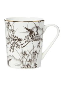 Living by Christiane Lemieux Heron Mug