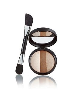 Baked Scuplting Bronzer with Brush