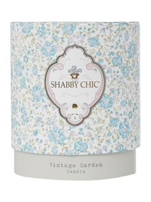 Shabby Chic Vintage Garden Scented Candle