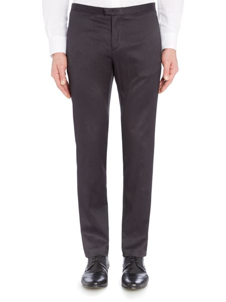 Sisley Men Smart Textured Trousers