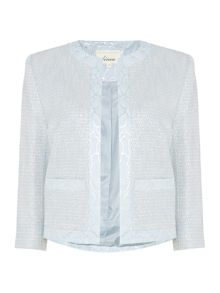 Grace jacquard jacket