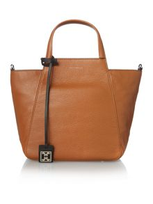 Coccinelle Althea tan large tote bag