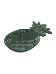 Linea Small Green Pineapple Bowl