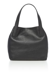 Coccinelle Mila black tote bag