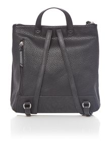 Fiorelli Cobain black medium backpack
