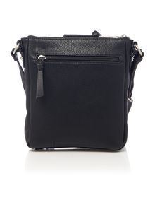 Weber black medium cross body bag