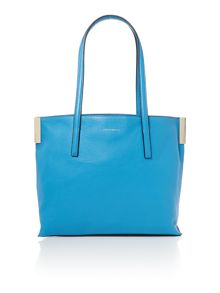 Sophie blue tote bag
