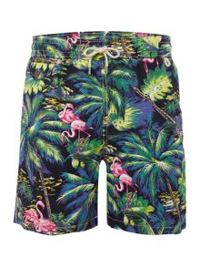 Polo Ralph Lauren Ralph lauren flamingo swim shorts