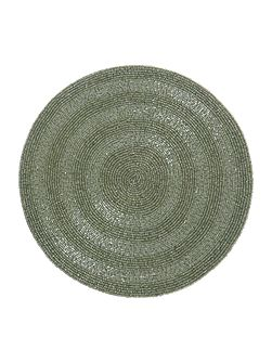 Green Halo Placemat Set Of 2
