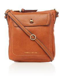Fiorelli Weber tan medium cross body bag