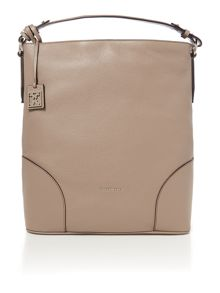 Coccinelle Brad neutral hobo bag