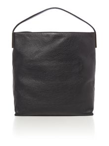 Coccinelle Sophie black hobo bag