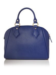 Vivienne Westwood Divina blue medium dome bag