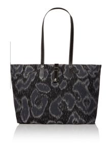 Vivienne Westwood Toulon grey large tote bag