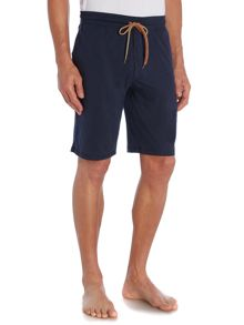 Jersey cuffed lounge shorts